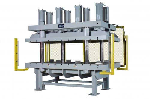 500 ton hydraulic press