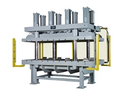 Techni-Mold Hydraulic Press