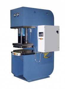 C-Frame Transfer Molding Press
