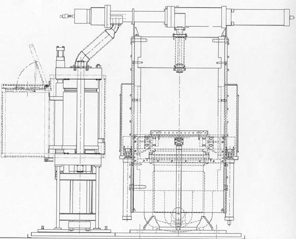 automatic hydraulic presses