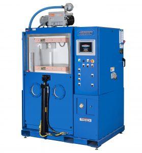 vision-vacuum-hydraulic-press