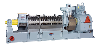 dewatering hydraulic press