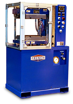 hydraulic press for medical applications