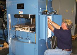 tmp-press-maintenance