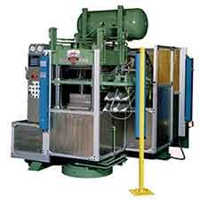 turn key hydraulic press for sporting good applications