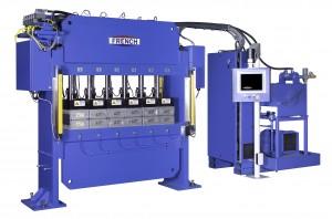 H-frame-hydraulic-press