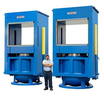 2000-Ton-Hydraulic-Press-System