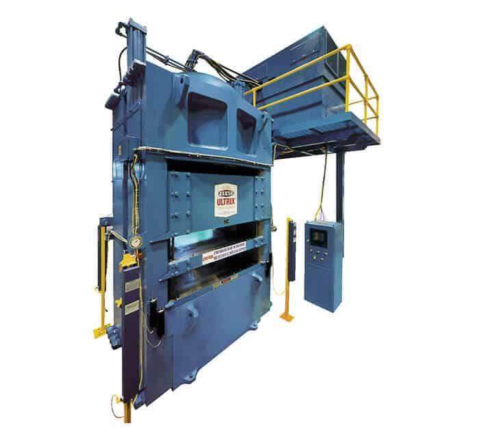 2000 ton hydraulic press