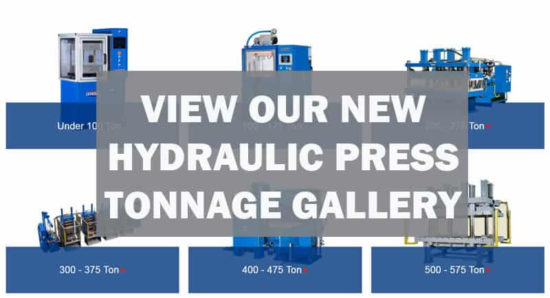 Hydraulic Press Tonnages